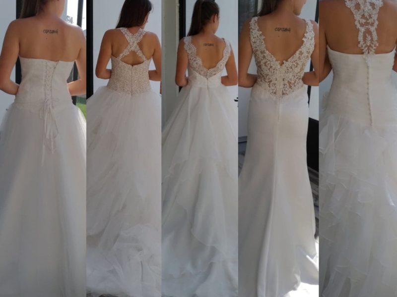 Bonne nouvelle, des robes de mariée à moins de 900€
