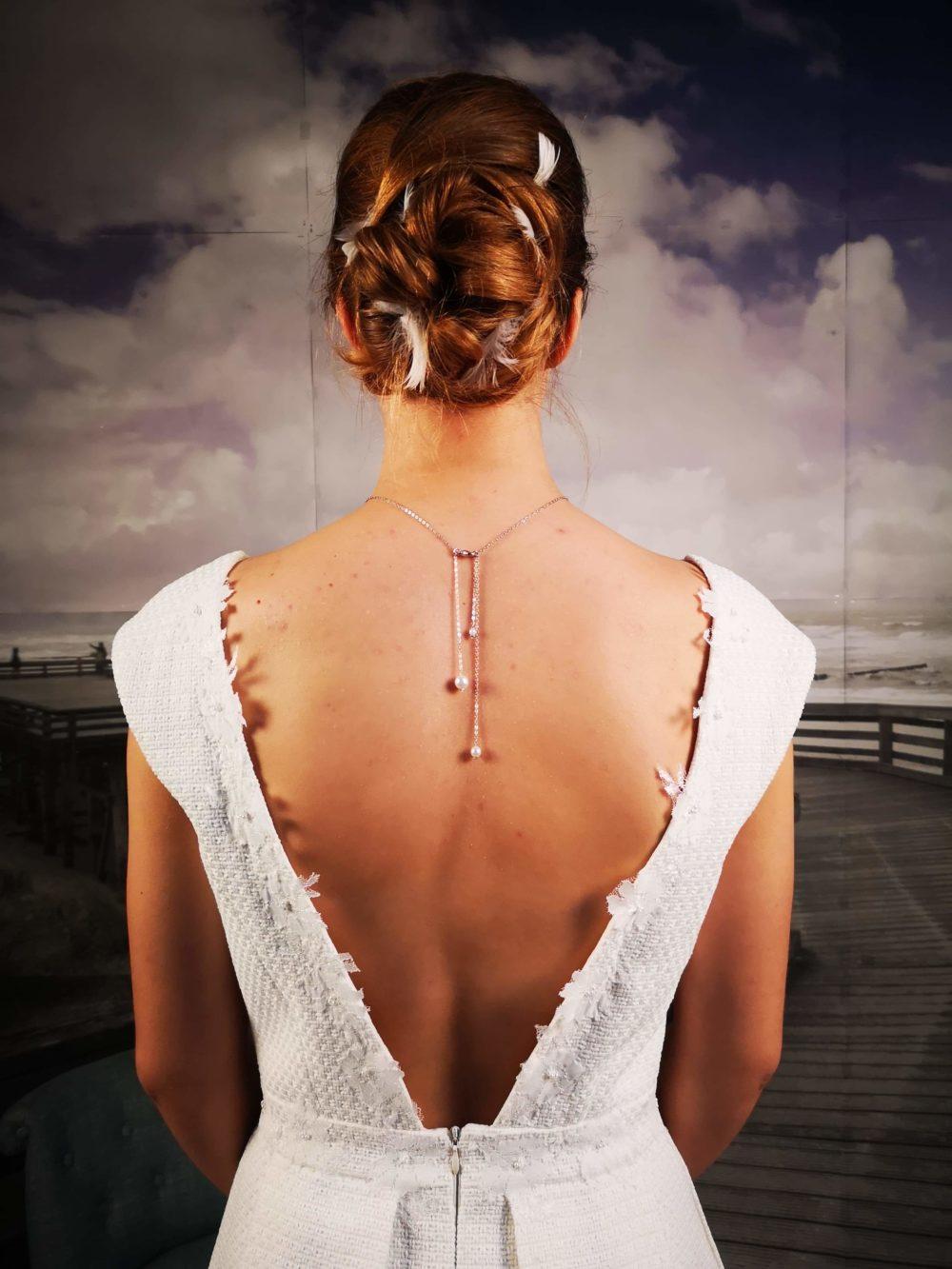 Robe de mariée à domicile - AGATHA - Robe princesse - Cholet