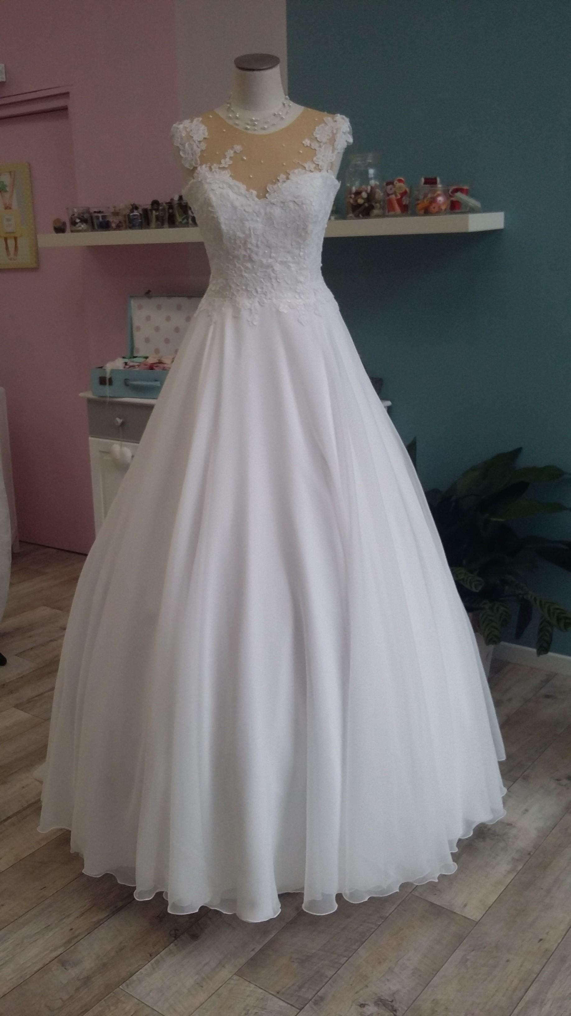 Robe de mariée à domicile - SOPHIA - robe princesse - Cholet - Boutique de mariage 49 -, robe de mariée pas cher