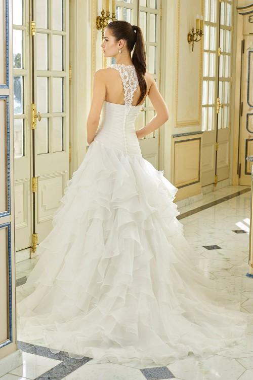 Robe de mariée à domicile - Miss Kelly - Robe princesse