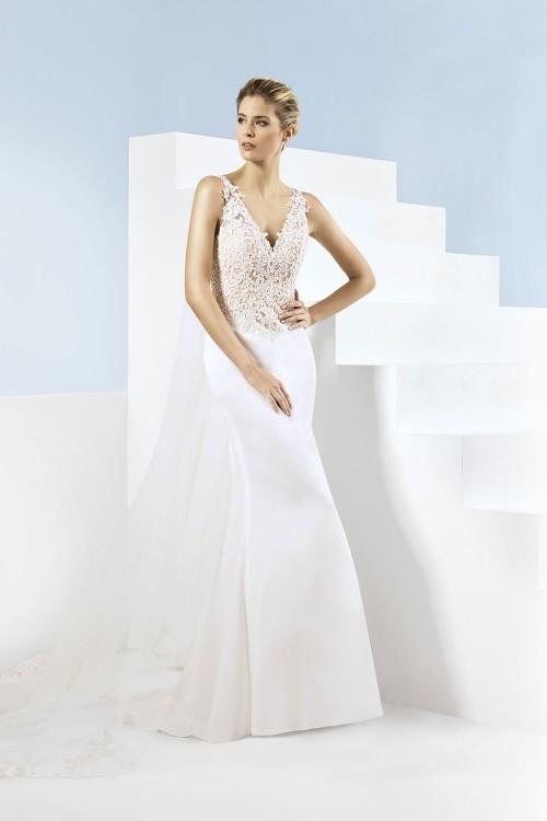 Robe de mariée à domicile - Just for You - Robe de mariée sirène - boutique de mariage pas cher à Cholet, chemillé, bressuire, nantes | Ma robe Eséam