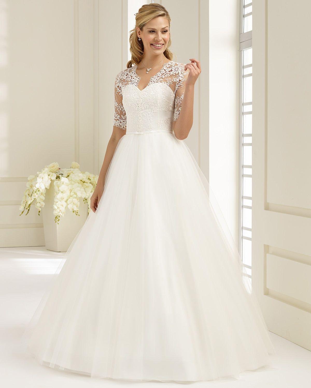 Robe de mariée Astoria Bianco Evento - Robe de mariée Princesse - Cholet - Boutique de mariage 49, robe de mariée pas cher, créatrice Cholet