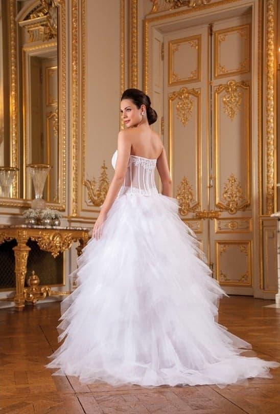 Robe de mariée à domicile - Nana couture NC 2277- robe Princesse - Cholet - boutique mariage - Créatrice