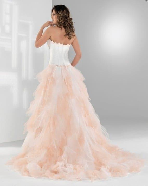 Robe de mariée à domicile - Nana couture 2045 - Robe princesse - Cholet - Boutique mariage créatrice