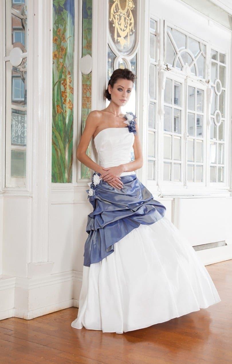 Robe de mariée à domicile - Nana couture NC 2060 - robe princesse - Cholet - boutique mariage - Créatrice