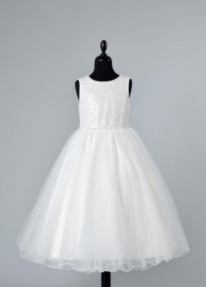 Robe fillette mariage- boutique mariée Cholet
