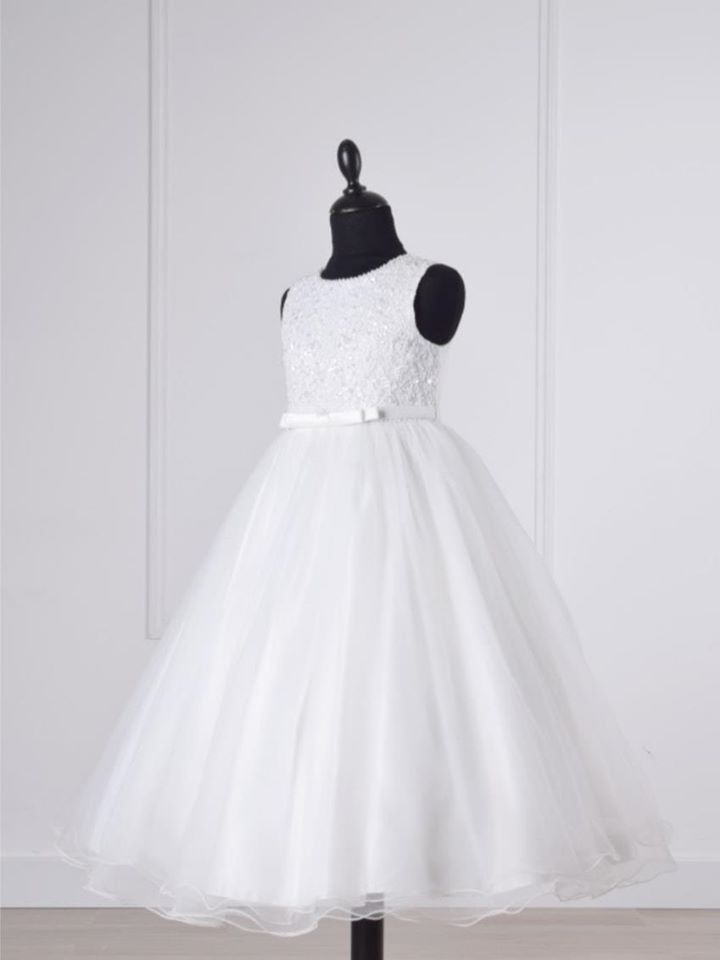Robe fillettes mariage - boutique mariée Cholet (49)