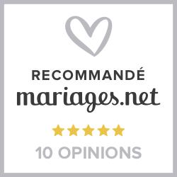 AVIS sur Mariage.net