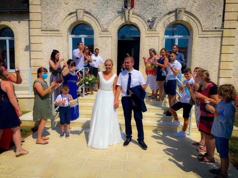 Photos de mariés – Cholet